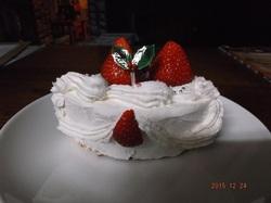 きよみづ郷 クリスマスケーキ