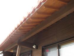沖縄風屋根