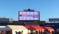 マラソン 神宮球場 完走 埼玉住建