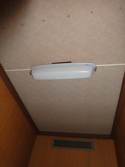 コーポ小林5号 トイレ改修前2